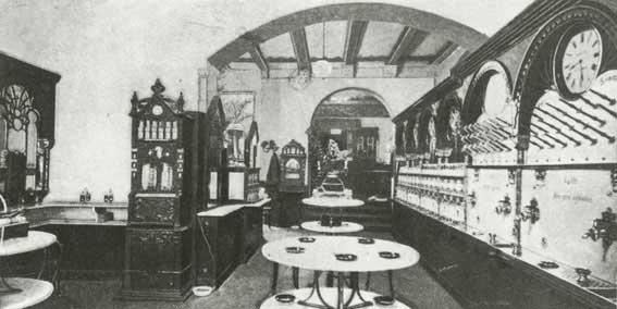 automaten berlin